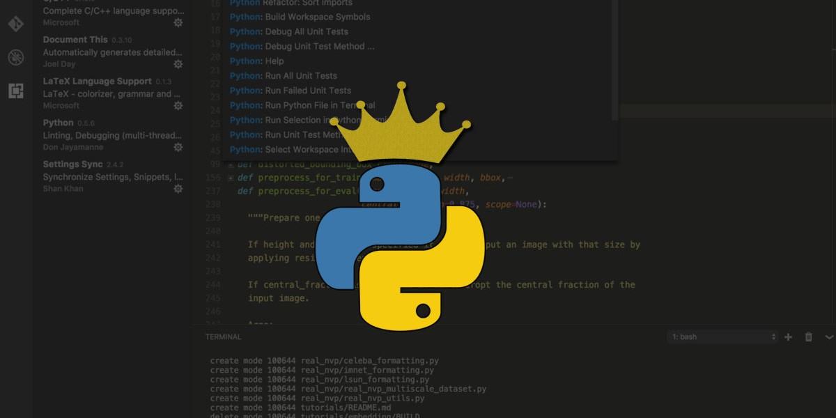 ТОП-50 Python-проектов 2018 года