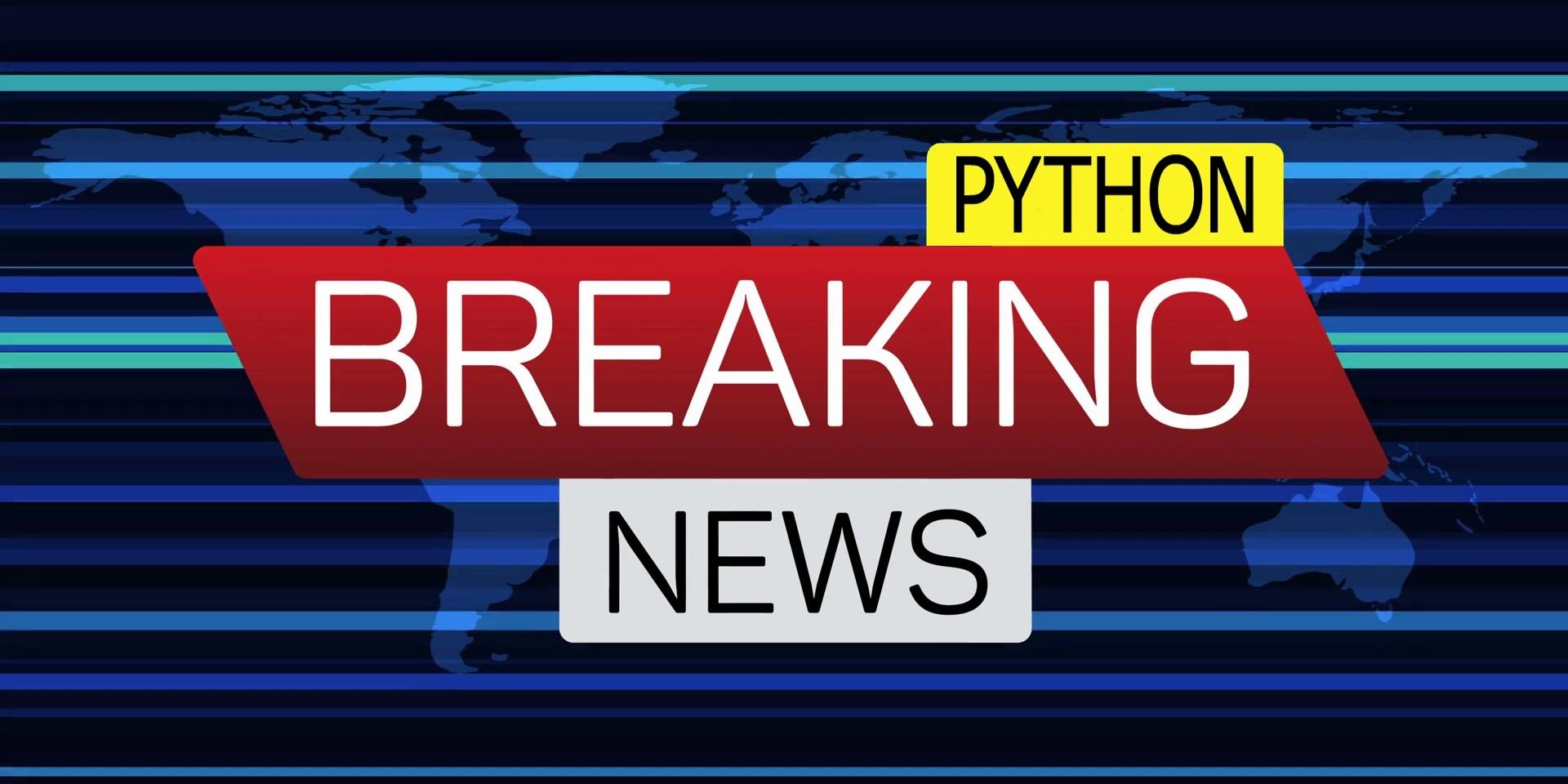 Новый Python