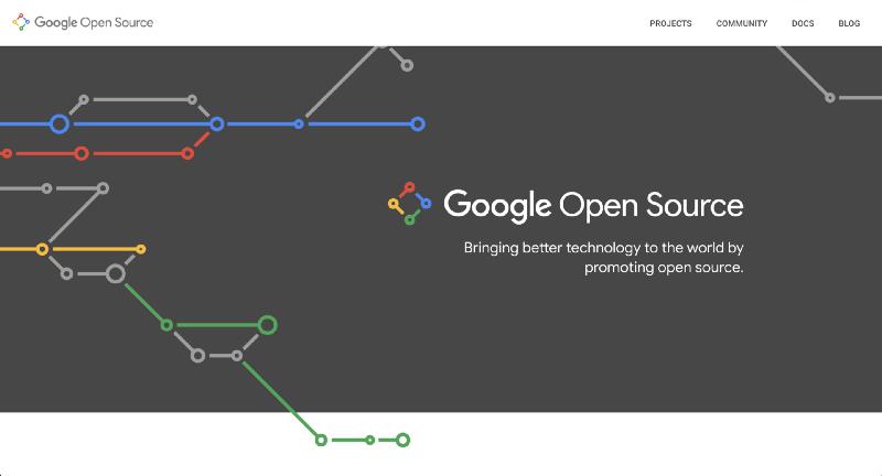 Google Open Source: более 2000 проектов охватывают десктопные, мобильные приложения и другие сферы