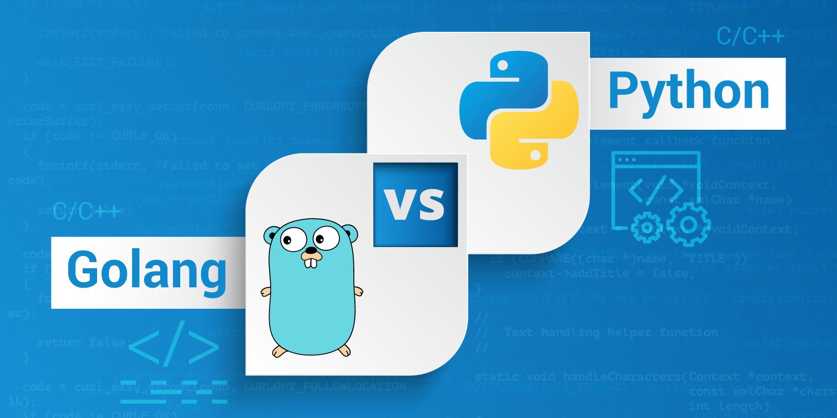 Go vs Python: изучение основ языка Go в сравнении с Python