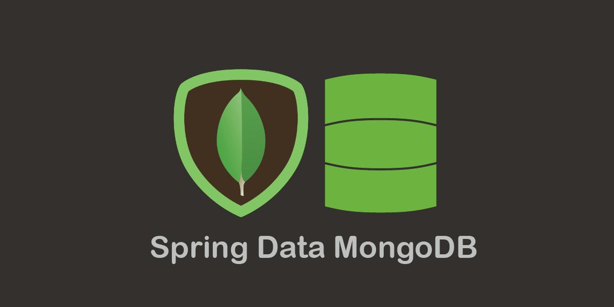 Знакомство со Spring Data MongoDB
