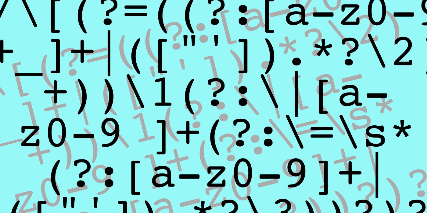 33 самые полезные регулярки для веб-разработчика