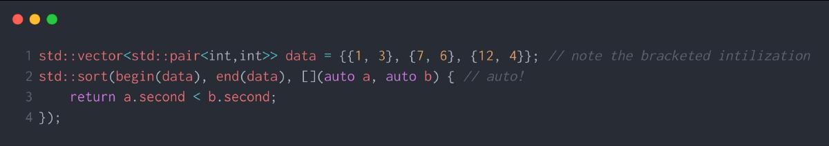 Современный язык C++: что нужно знать разработчику