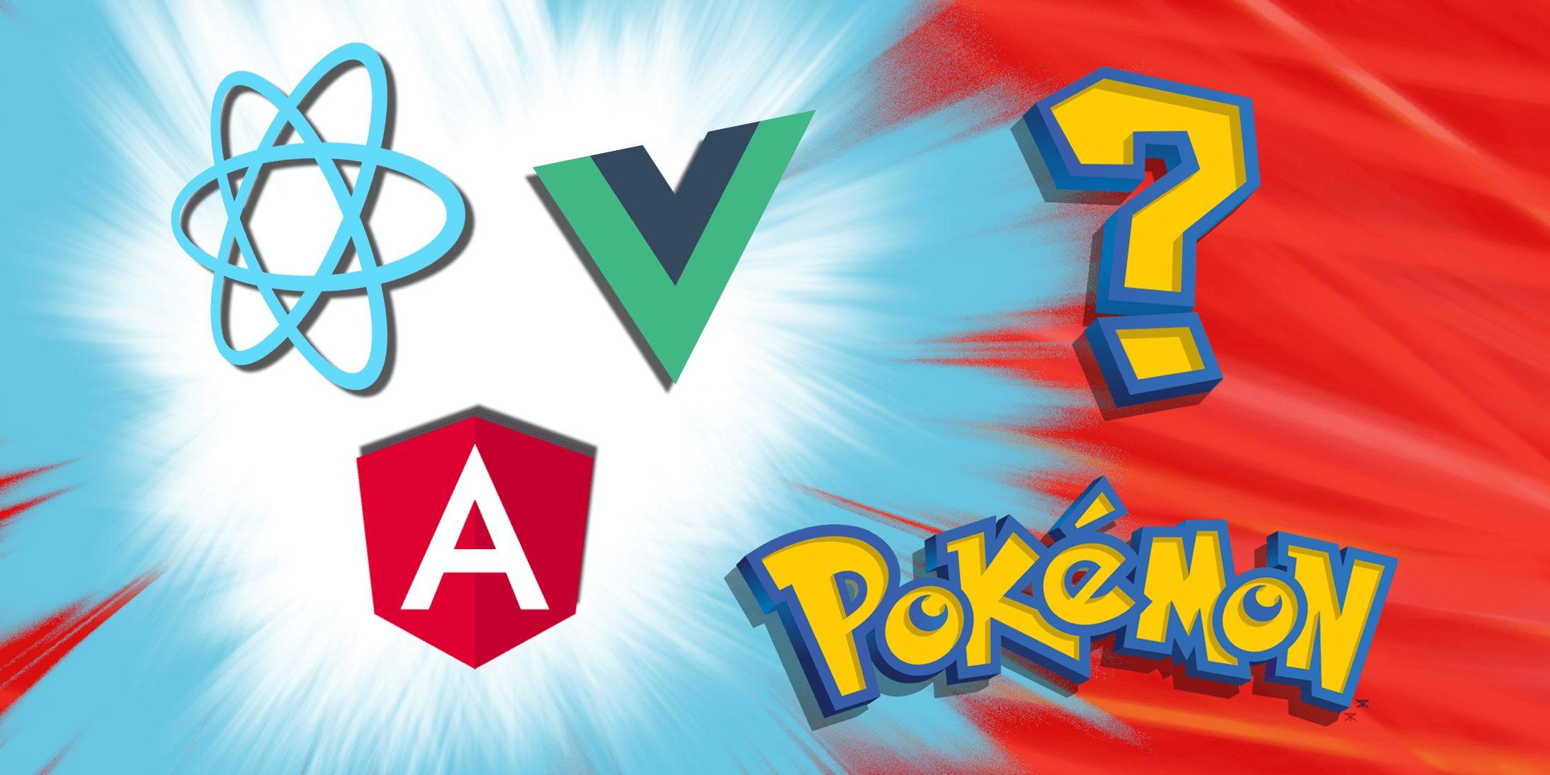 Я выбираю тебя! Кто лучший покемон из JavaScript-фреймворков?