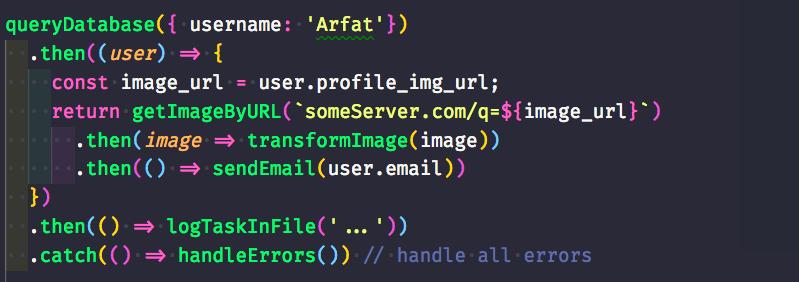 Глубокое погружение в асинхронные JavaScript функции