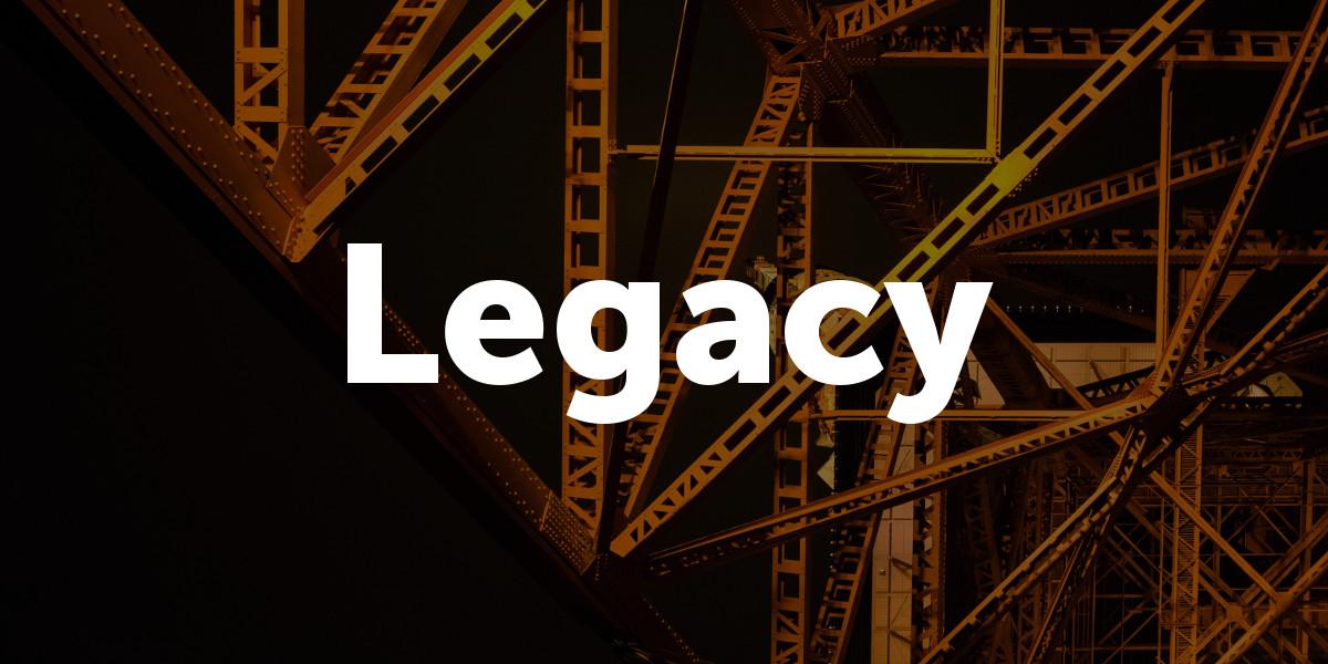 9 причин, по которым ваш софт становится legacy