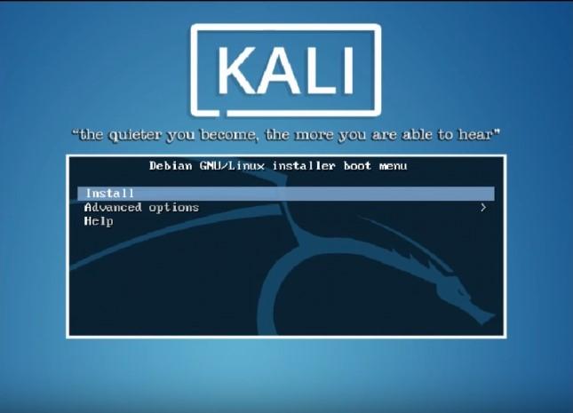 Карманный набор хакера: ставим Kali Linux на смартфон