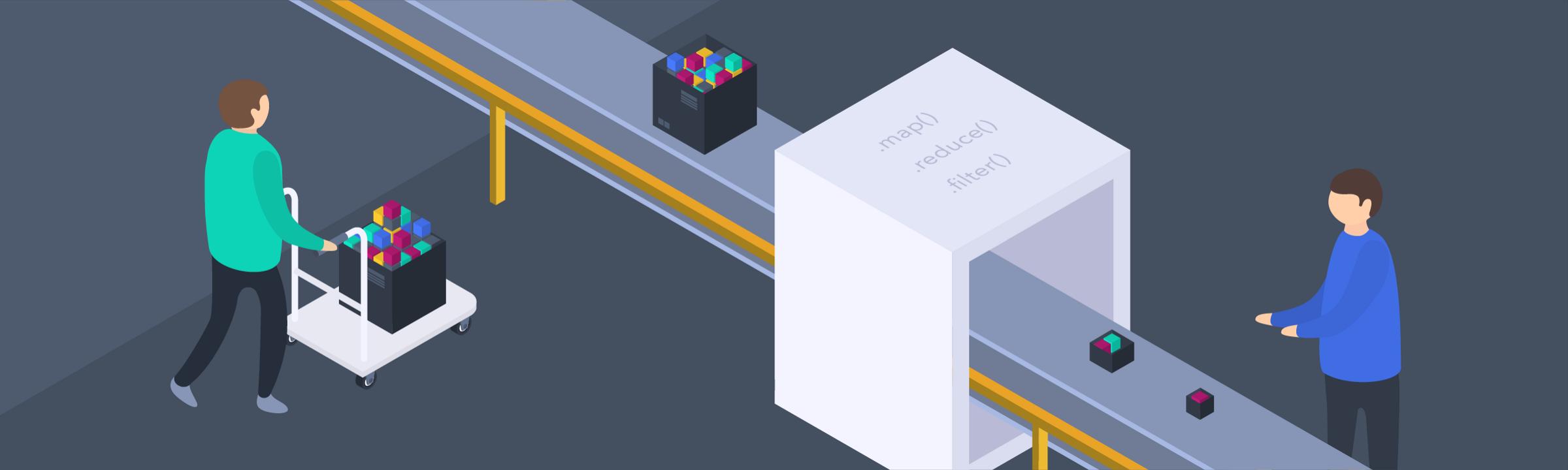 Упрости свой JavaScript – используй map, reduce и filter